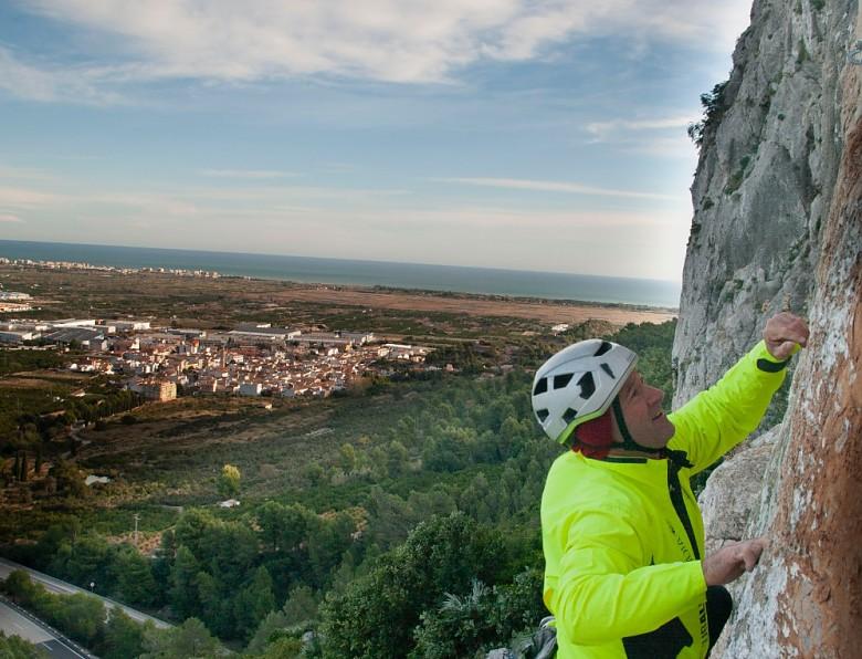 jornada montañera  en Xeresa