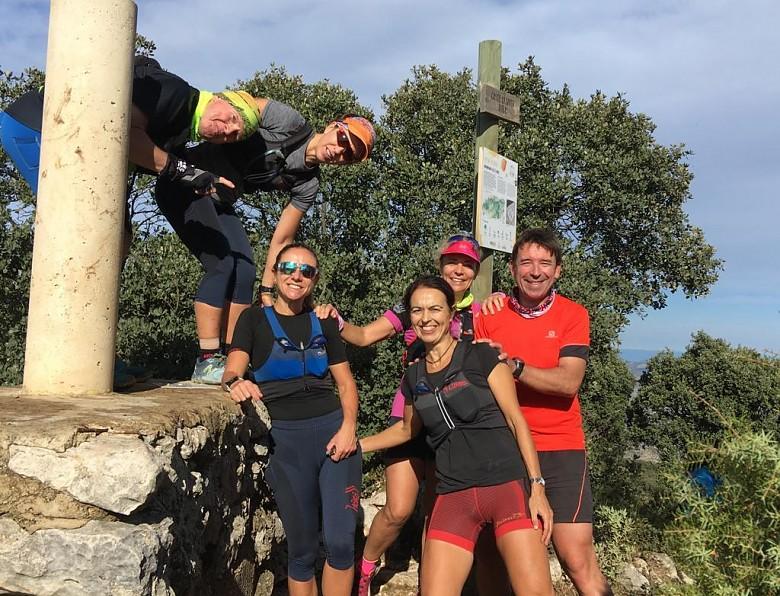 La Safor trail