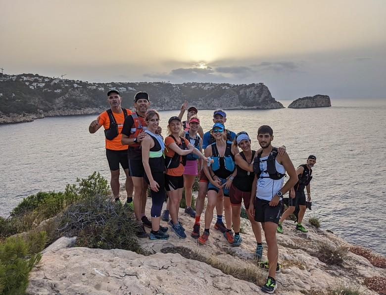 Trail Granadella-Calp