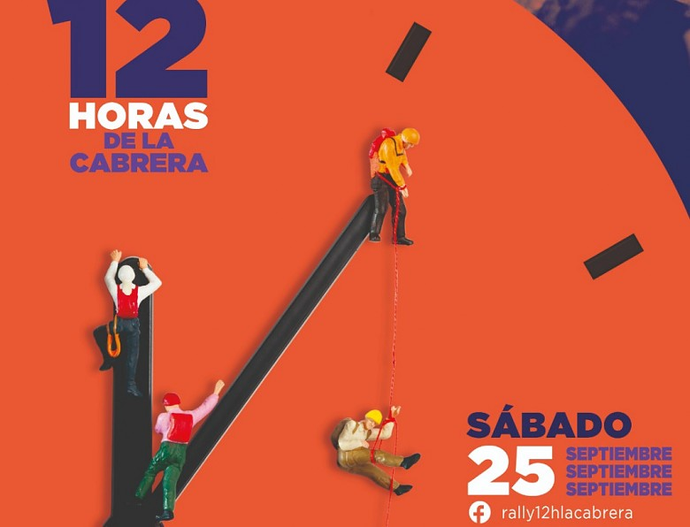 IX RALLY 12 LA CABEERA